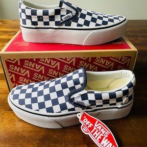 Vans | Medieval B Checkerboard Size 4